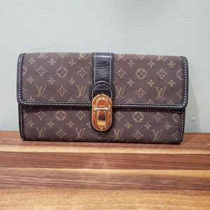 Louis Vuitton Sarah Idylle wallet